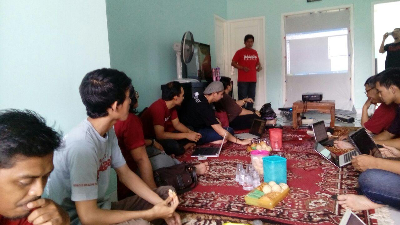 Liputan Kopdar Bekasi 30 April 2016 Komunitas Bukalapak